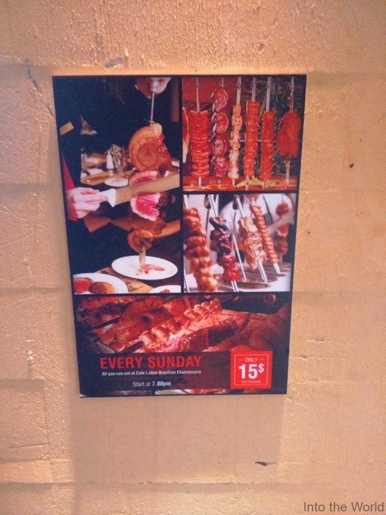 カフェ・ラティーノ CAFE LATINO パブストリート シェムリアップ カンボジア