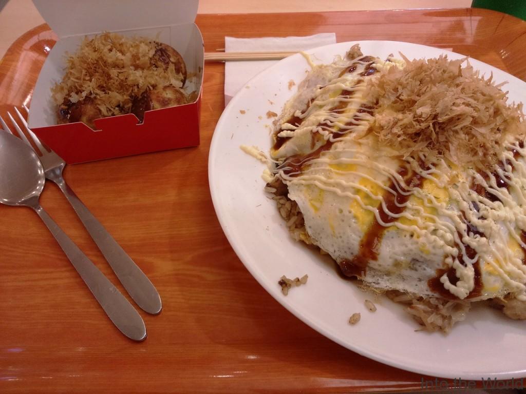 イオンモール プノンペン 日本食