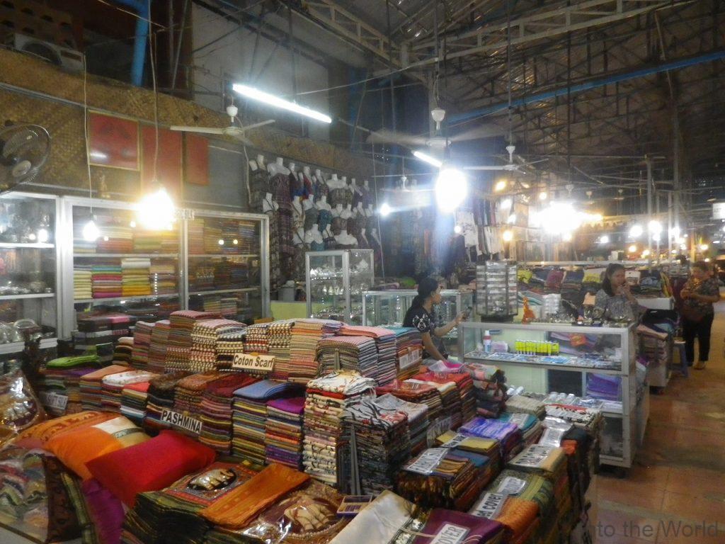 シェムリアップ ナイトマーケット
