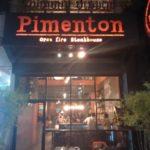 ビエンチャンのPimenton(ピメントン)で食べる本格的なステーキ