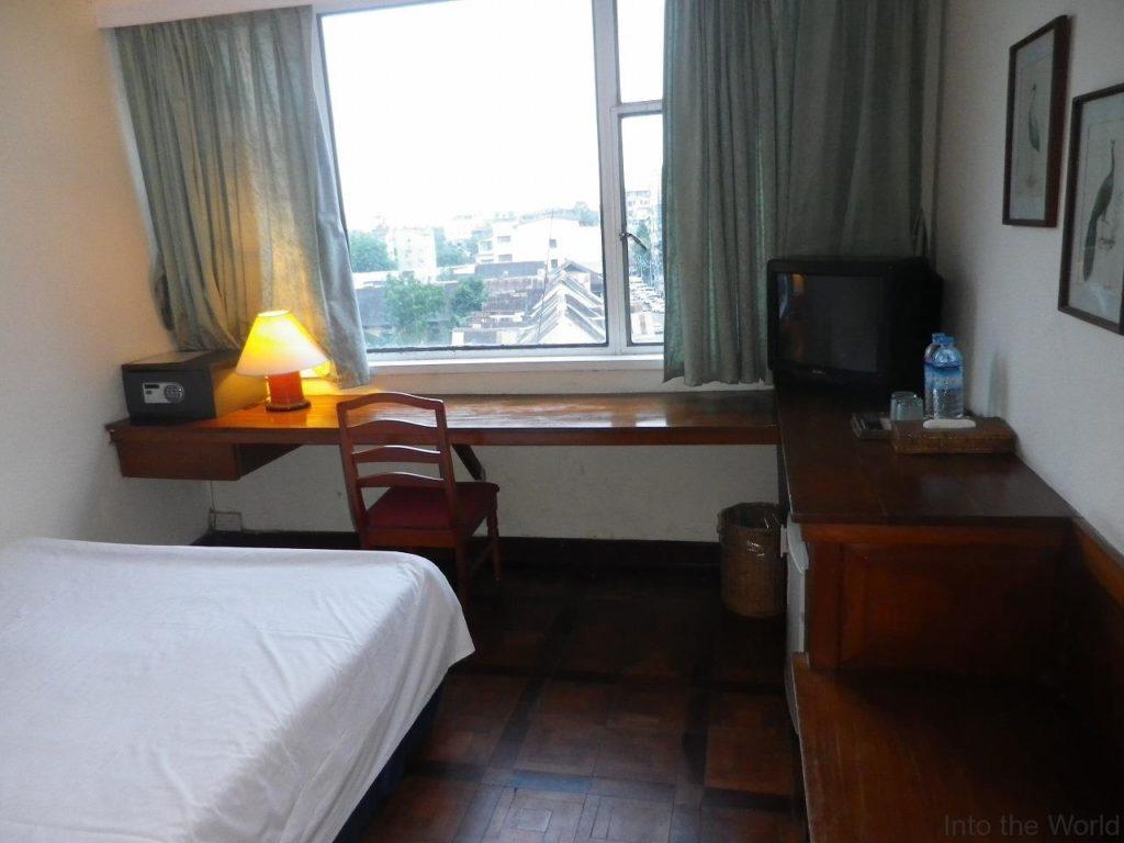 タマダホテル(Thamada Hotel) ヤンゴン 写真