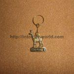 【世界のキーホルダー】チリ(サンペドロ・デ・アタカマ)のキーホルダー
