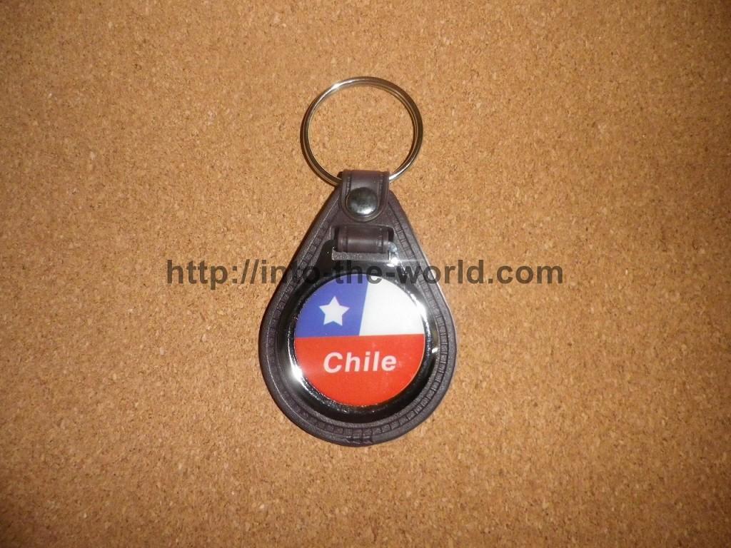 チリ キーホルダー 写真画像