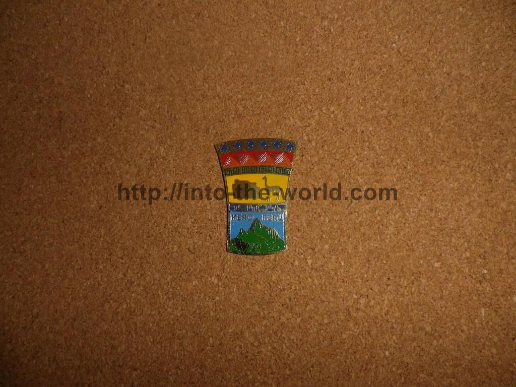 ペルー マチュピチュ お土産 マグネット 写真
