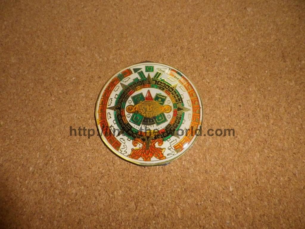 メキシコ マグネット 土産 写真