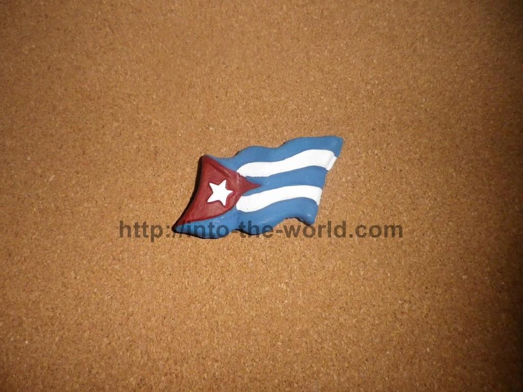 キューバ マグネット 写真