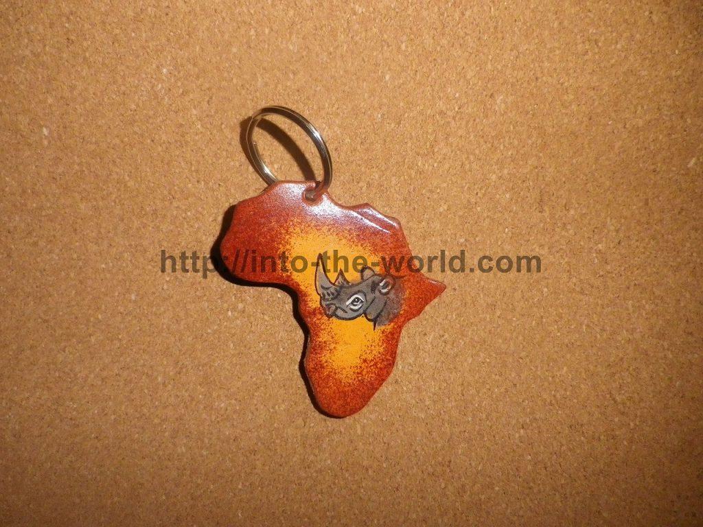 ケニア キーホルダー お土産