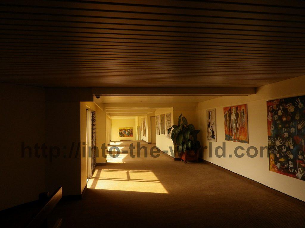 ホテルルワンダ ミルコリン 写真