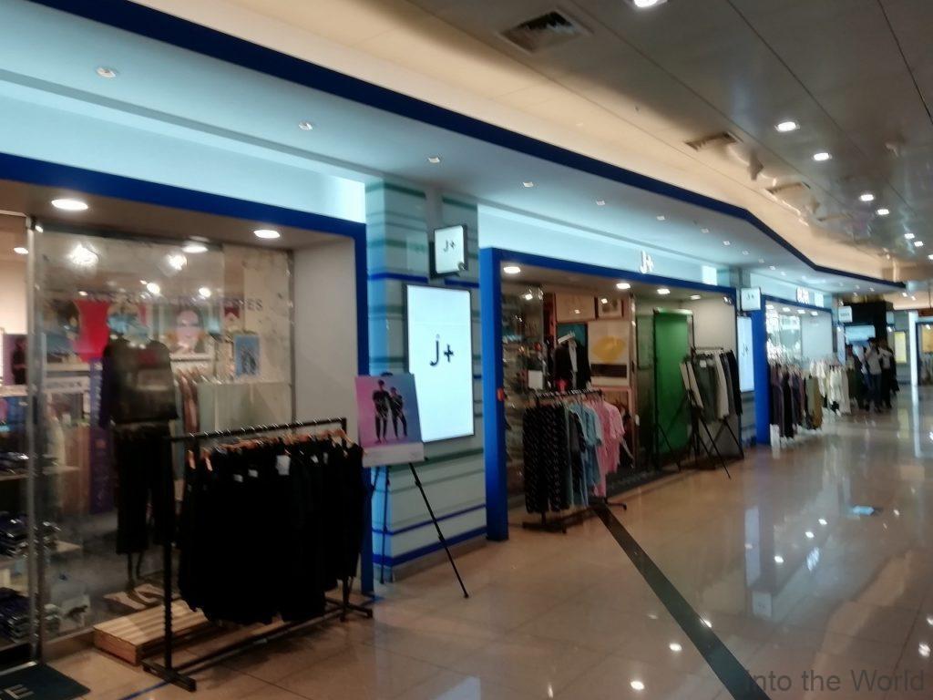江南駅地下ショッピングセンター 写真