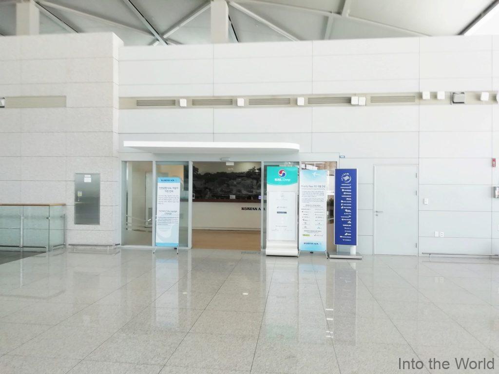 仁川空港 コンコースA スカイハブラウンジ
