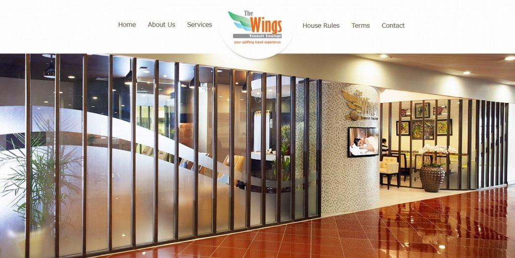 The Wings マニラ空港 ターミナル3
