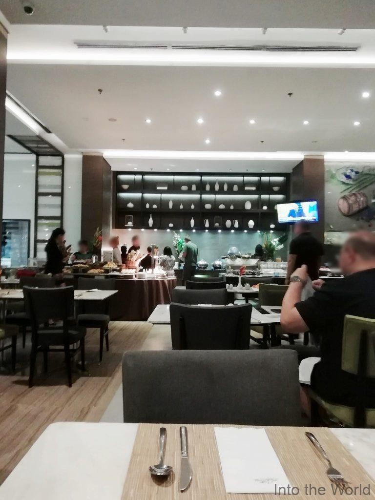 ベルモントホテルマニラ 朝食 レストラン