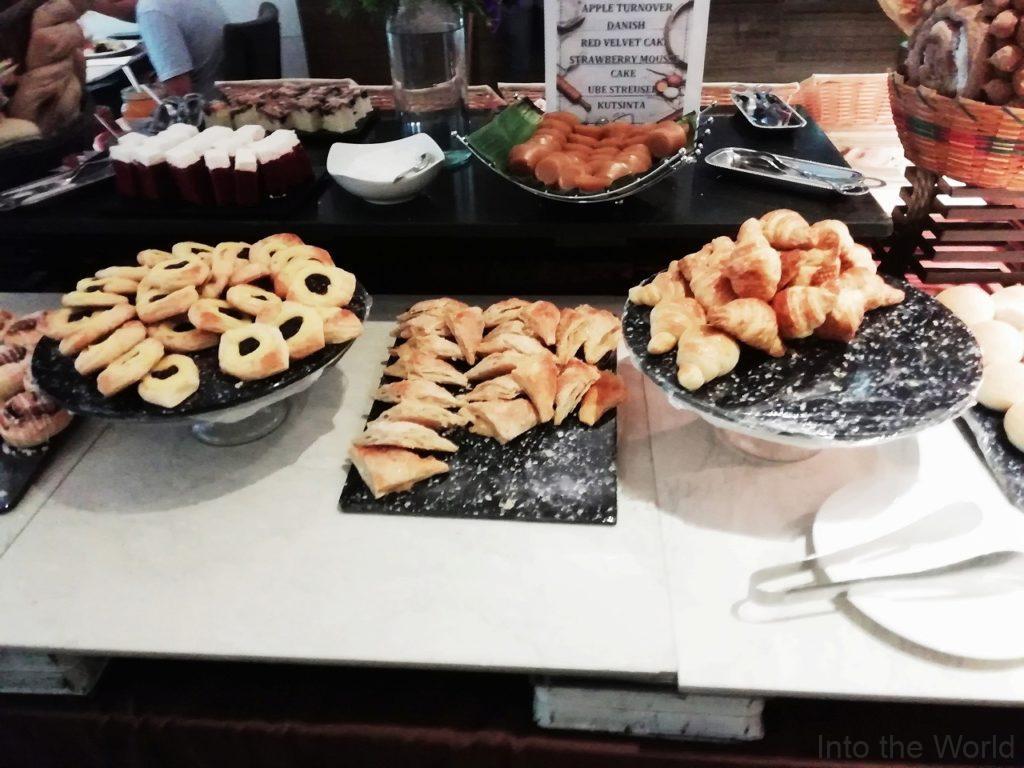 ベルモントホテルマニラ 朝食