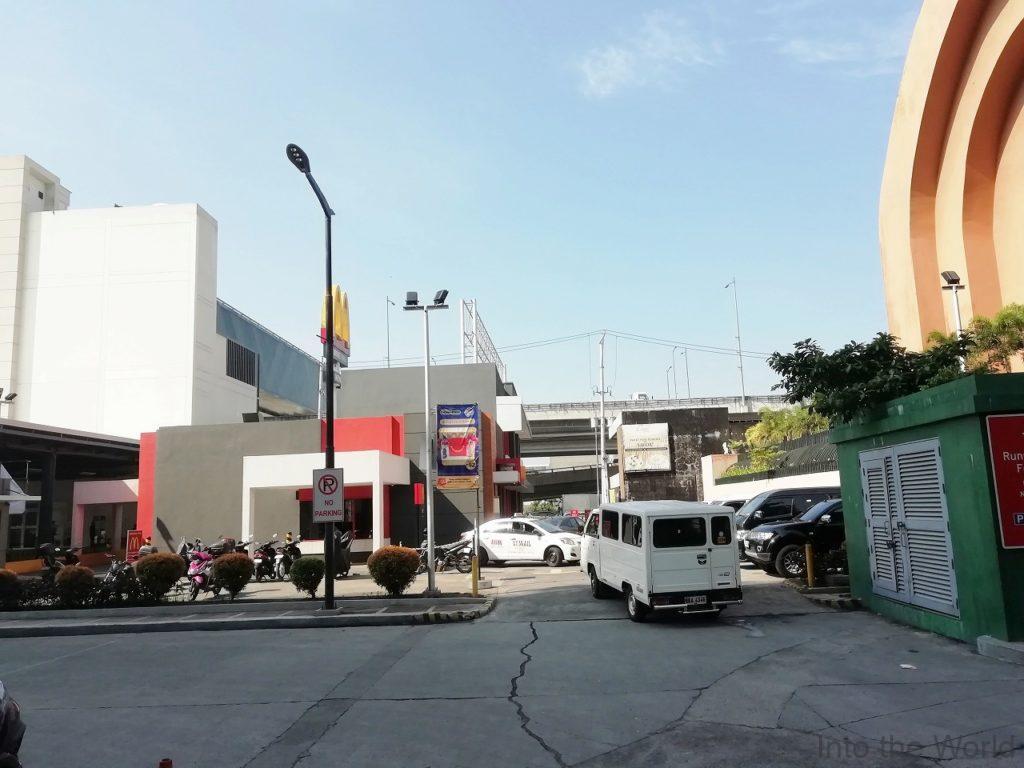 マニラ空港ターミナル3 マクドナルド ベルモントホテル