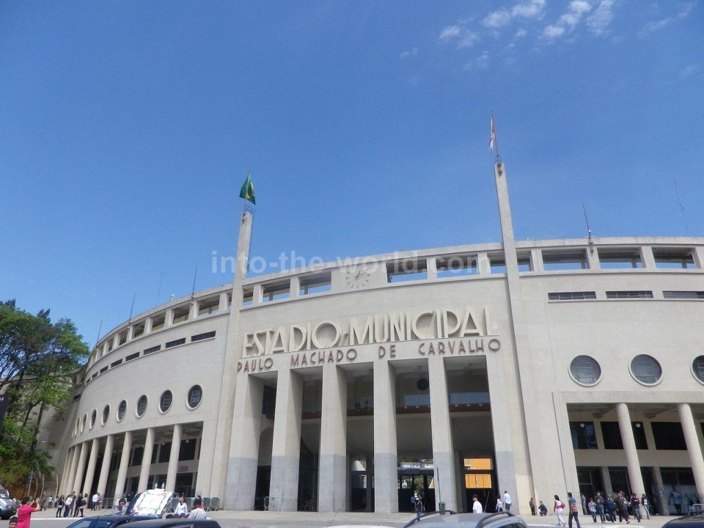 パカエンブー サッカーミュージアム サンパウロ ブラジル